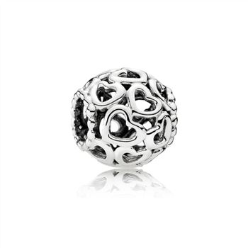 Pandora Open Your Heart Charm 790964