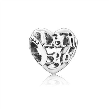 Pandora Disney, Let It Go Charm 791596