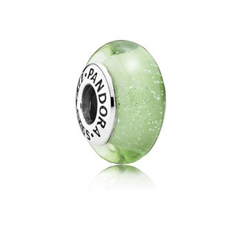 Pandora Disney, Tinker Bell's Signature Color Charm, Murano Glass 791639