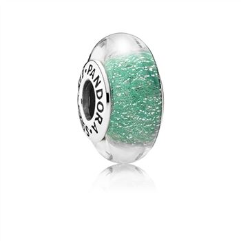 Pandora Disney, Ariel's Signature Color Charm, Murano Glass 791641