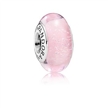 Pandora Disney, Aurora's Signature Color Charm, Murano Glass 791658